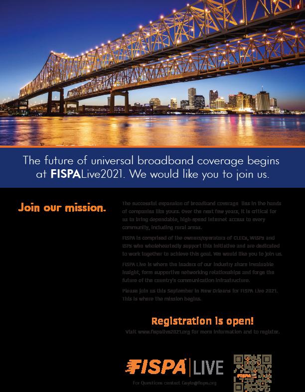 FISPA Mission Flyer